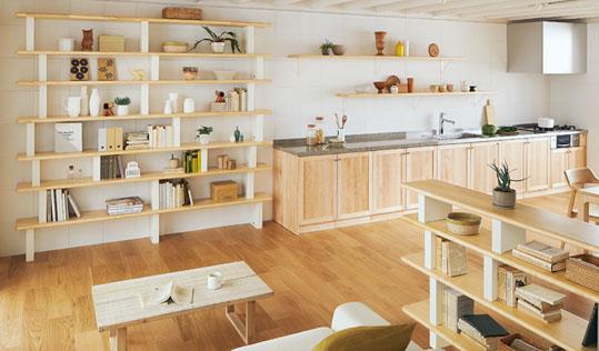 造りつけ家具